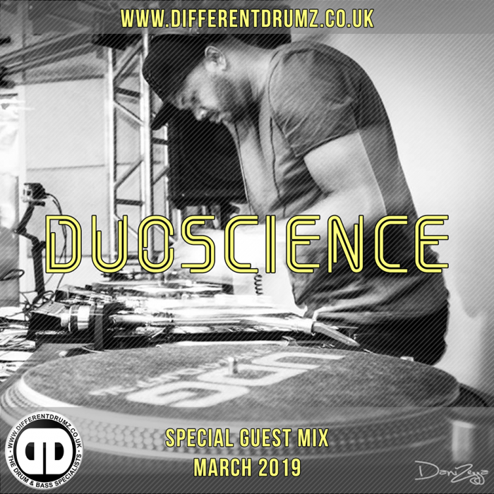 Duoscience Different Drumz Guest Mix March 2019