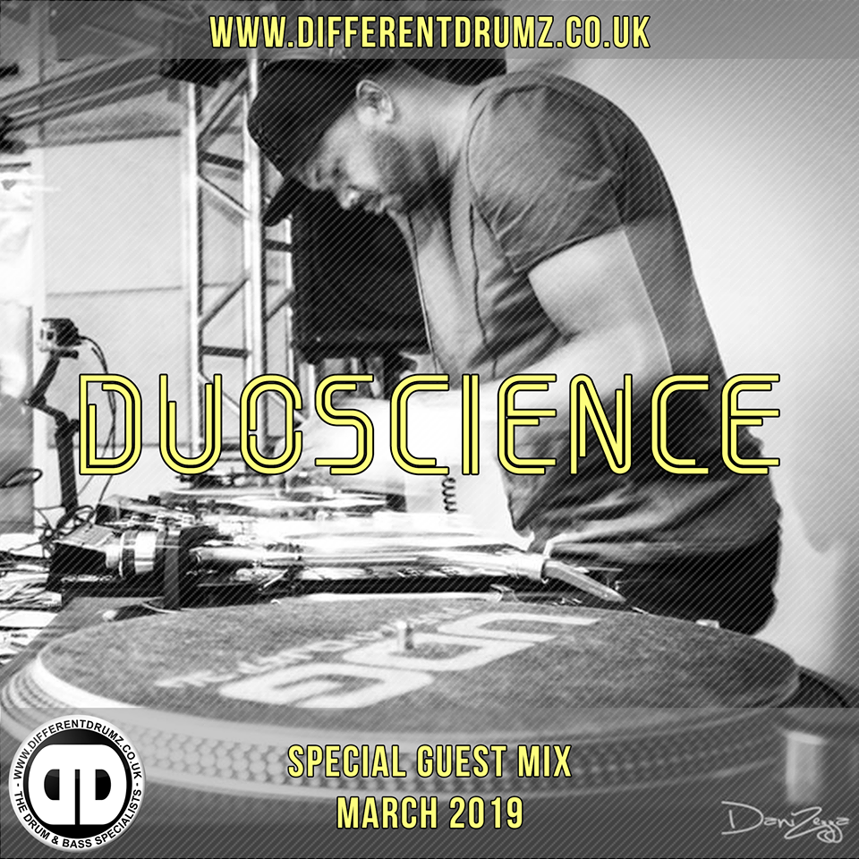 Duoscience Different Drumz Guest Mix | March 2019
