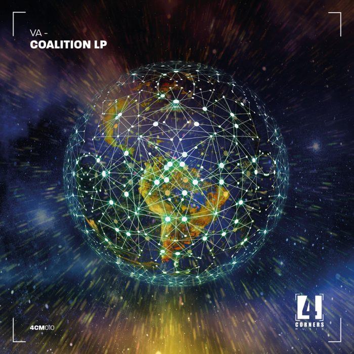 Four Corners Music - Various Artists - Coalition LP