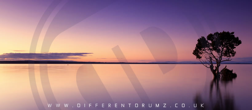 Different Drumz Facebook Cover v4