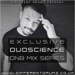 Duoscience Exclusive Different Drumz Mix Series