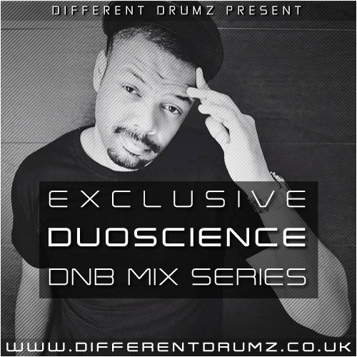 Duoscience Exclusive Different Drumz Mix Series