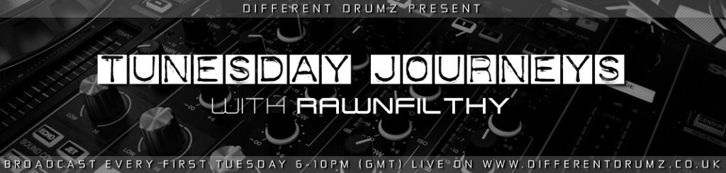 Rawnfilthy Live on Different Drumz Radio (Stream & Download)