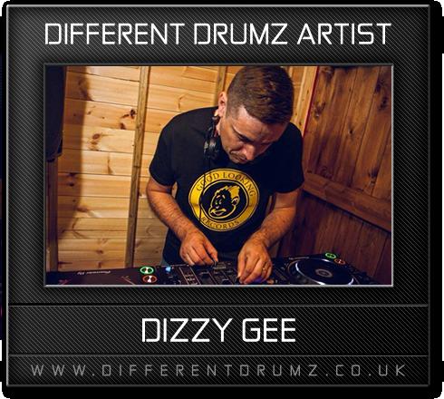 Dizzy Gee Different Drumz Artist