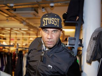 Interview with Goldie