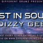 Dizzy Gee Presents Lost In Sound Live on Different Drumz (Stream & Download)