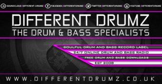 Different Drumz | Liquid DnB Radio | Record Label | DnB News | DnB Chat | DnB Forum | Free Downloads & More - www.differentdrumz.co.uk