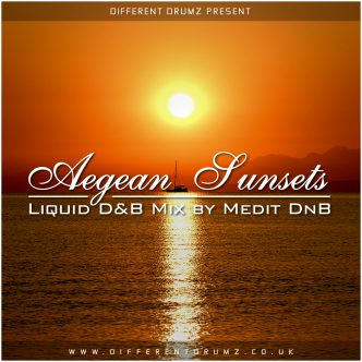 Medit DnB Aegean Sunsets Liquid Drum & Bass Mix