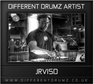 JrvisD Different Drumz Artist Image