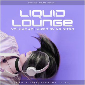 Mr Nitro - Liquid Lounge Vol 2 (Liquid Drum & Bass Mix)