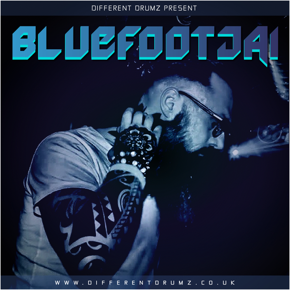 BlueFootJai Different Drumz Showcase Mix (Stream & Download)