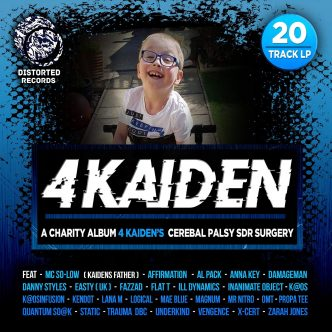 4KAiden Charity Release | Distorted Records