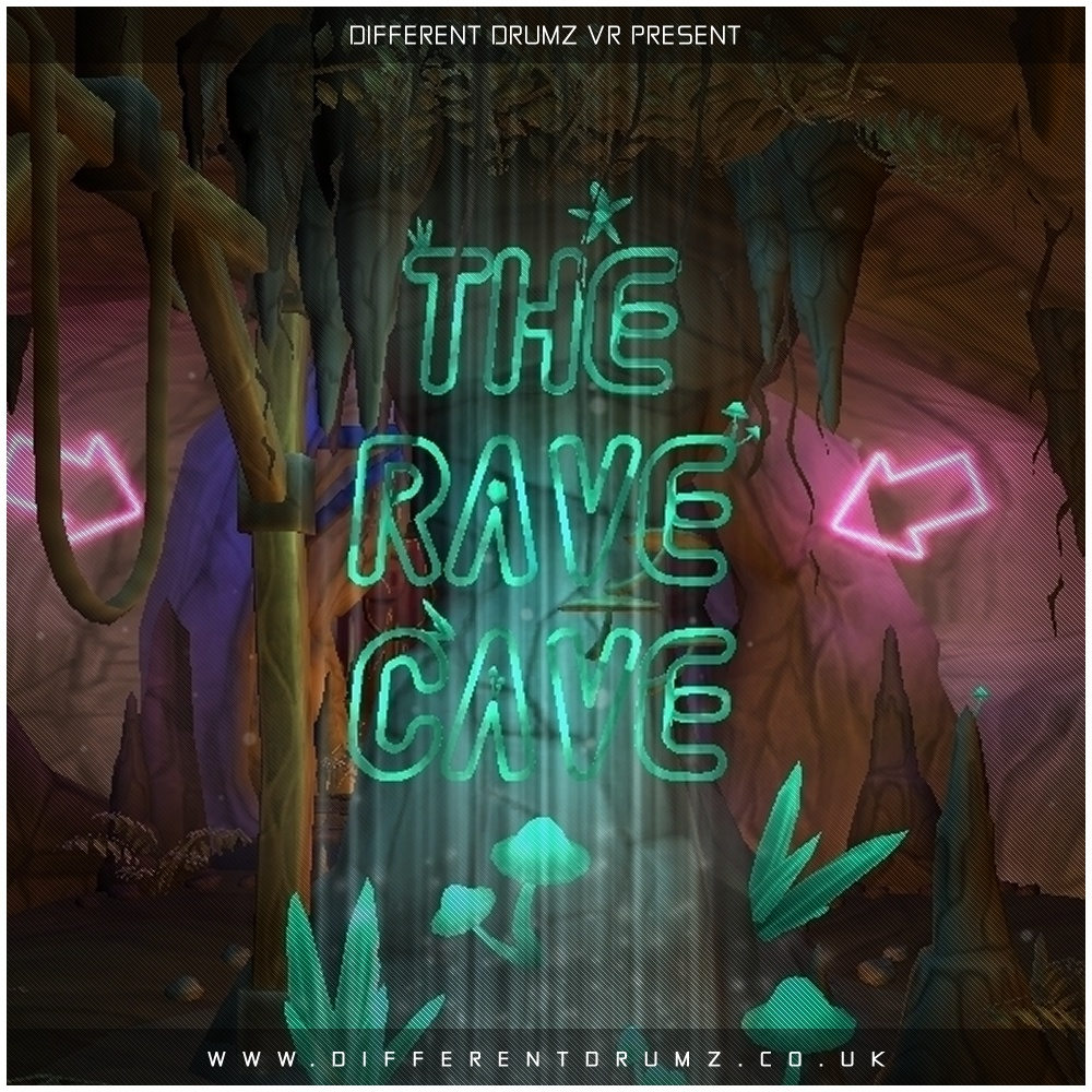 DDVR Present: Drum & Bass @ The Rave Cave (12,03,21) Event Mixes (Stream & Download)