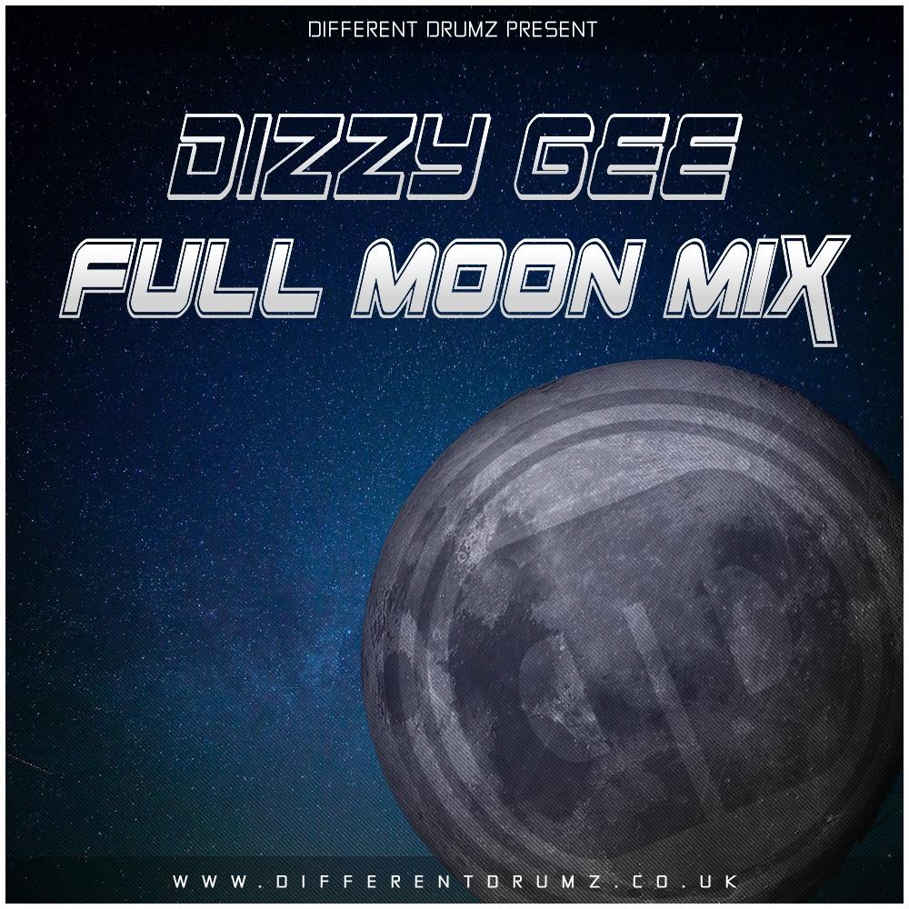 Dizzy Gee DDVR Full Moon Mix (27,02,21)