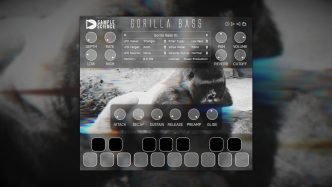 Gorilla Bass - Free VST Download
