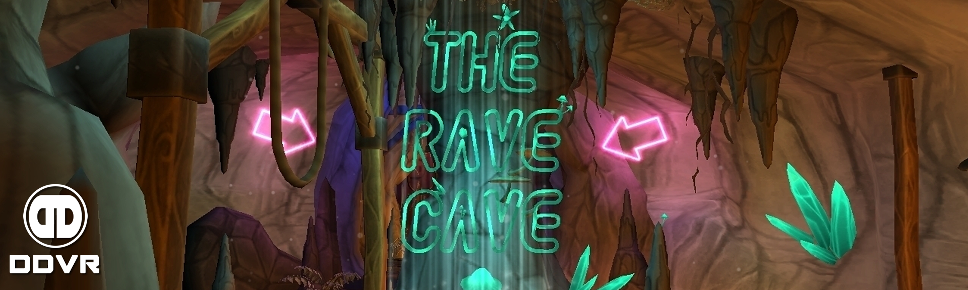 DDVR | D&B @ The Rave Cave (12,03,21)