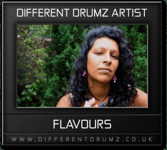 Flavours Different Drumz Artist Image