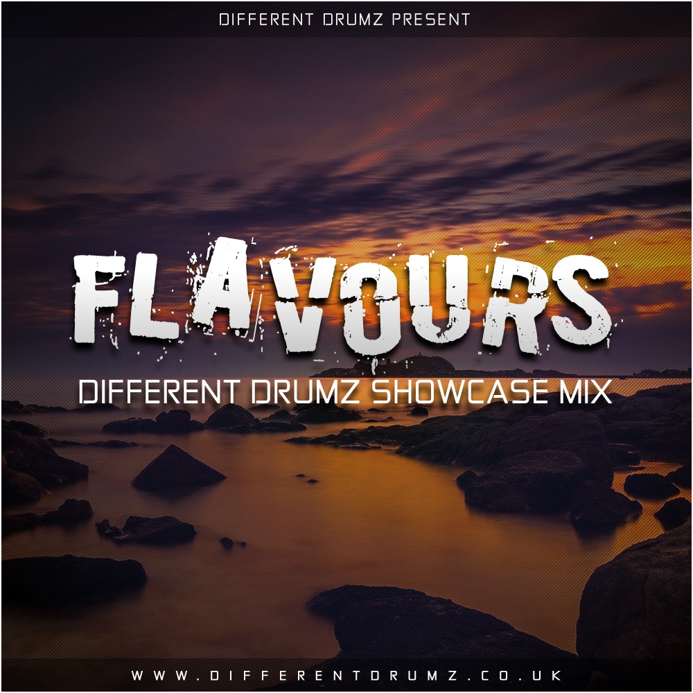 Flavours Different Drumz Showcase Mix