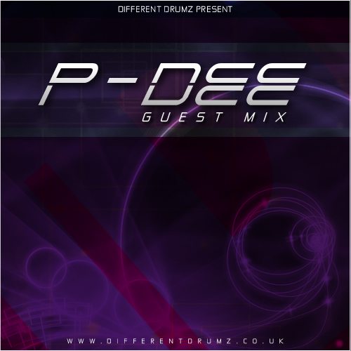 P Dee Different Drumz Guest Mix